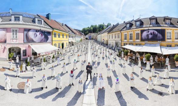 G. Helnwein & die Kinder von Bleiburg